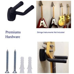 Guitar hanger string instrument display hanger